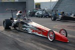 Becky Ray's Dragster