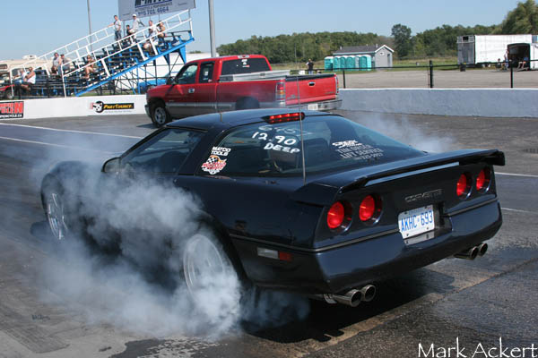 Smokey Burnout