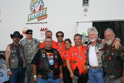 Parise Racing Team!